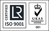 Lloyd's Register Quality Assurance ISO 9001