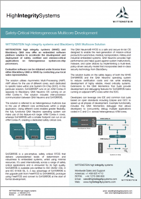 AMP Multicore Solution