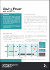 Saving Power With an RTOS